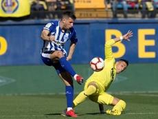 L'Espanyol choisit Calleri. EFE