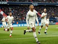 Combien coûte un but en Ligue 1 ? AFP