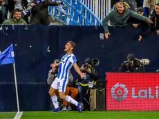 El Leganés ganó 1-0. EFE