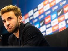 Samper analiza la situación del Barça. EFE