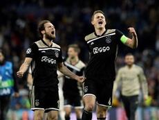 Reactivado el interés del Madrid por De Ligt. EFE