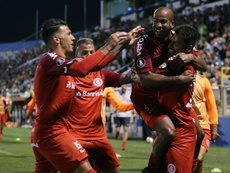 A dar el primer paso en la Libertadores. EFE