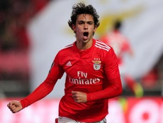 Joao Felix sigue creciendo. EFE