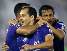 Rodriguinho é motivo de dívida entre Cruzeiro e clube egípcio. EFE