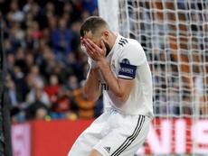 Benzema a été convaincu. EFE