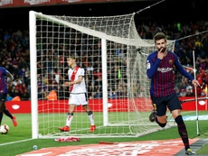 Il Barcellona supera il Rayo Vallecano. Captura