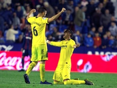 La temporada actual ya no es la peor del Villarreal en Primera. EFE
