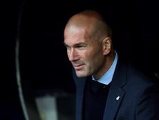 Standing ovation per Zidane. EFE