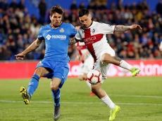 Cabrera augura un partido complicado ante el Sevilla. EFE