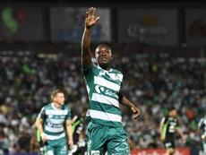 Marlos Moreno podría acabar en el Sporting de Portugal. EFE