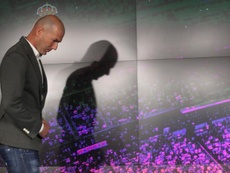 Hazard, Pogba, Mbappé... Todas las estrellas aman a Zidane. EFE