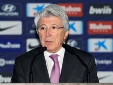 Cerezo dejó entrever su interés en varios futbolistas. EFE