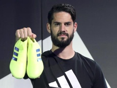 Napoli are set to swoop for Isco. EFE