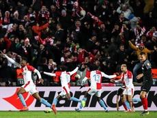 El Slavia de Praga firmó su primer doblete. EFE