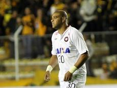 Adriano, un jugador adelantado a su tiempo. EFE