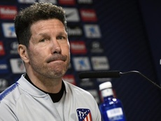 Simeone said criticism is part of the job. EFE