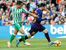 Guardado aime Messi plus que tout. EFE