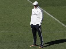 El 'casting' de Zidane: así ha repartido los minutos. EFE