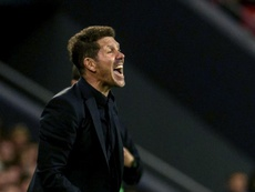 Simeone recalled the Champions League defeat in Turin. AFP