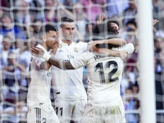 Le Real Madrid y croit. EFE