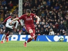 PSG are interested in signing James Milner from Liverpool. EFE