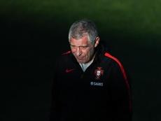 Fernando Santos é o técnico com mais vitórias na Seleção Portuguesa. EFE