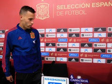 Canales espera tener continuidad en la Selección Española. EFE