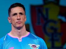 Torres solo jugó 19 minutos ante el Kawasaki Frontale. EFE/Archivo