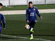 Messi es tema de conversación a nivel mundial. EFE