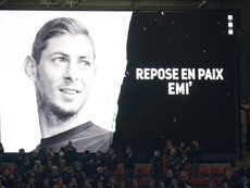 Emiliano Sala murió en un accidente aéreo. EFE