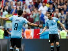 Luis Suárez tiene muchas probabilidades de jugar la Copa América. EFE/Archivo