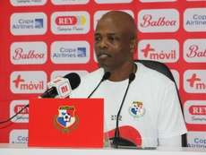 Ambicioso Dely Valdés: cree que Panamá debe estar en Catar 2022. EFE