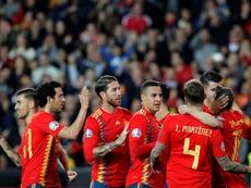Rodrigo, Parejo y Gayà, entran en una lista con Alcácer. EFE