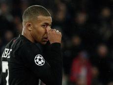 El Madrid esperará un año para lanzarse a por Mbappé. EFE