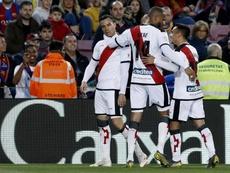El Benfica trabaja para fichar a Raúl de Tomás y negocia su salario. EFE