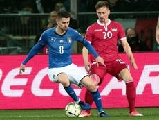Escalação de Liechtenstein e Itália pela segunda rodada da Champions League 2019-20. BeSoccer