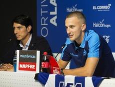 Rodrigo Ely se mostró positivo respecto a la segunda vuelta. EFE