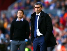 Valverde said Messi would be brilliant in every team. EFE