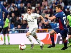 Brahim ve al Madrid con opciones de llevarse el título. EFE