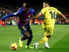 Pedraza pourrait quitter Villarreal. EFE/Archivo