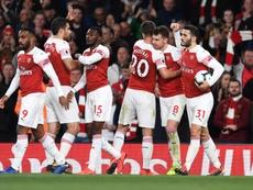 El Arsenal se fija en el próximo 'crack' brasileño. EFE