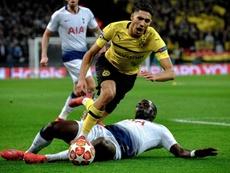 Achraf assure que Dortmund luttera pour tout. EFE
