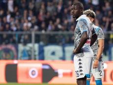 Naples rejette une offre de 110 millions pour Koulibaly. EFE
