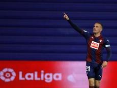 Pedro León, en un buen momento de forma. EFE