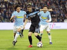 Luis Alberto suena para regresar a la Liga Española. EFE