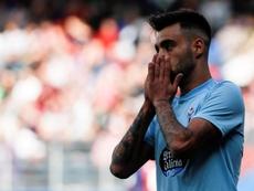 Méndez se réjouit d'être dans le viseur du Bayern. EFE/Archive