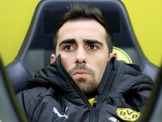 Alcacer and Dani Olmo left out of squad lists, prompting rumours. EFE+