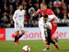 El Valencia le tiene tomada la medida al Real Madrid en casa. EFE