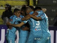 Siete equipos ponen en jaque al fútbol boliviano. EFE/Archivo