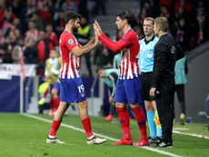 The injuries that separate Simeone's trident. EFE